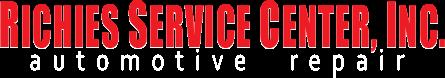 Richie's Service Center, Medford, Ma | Inspections Sticker, Automotive Repair