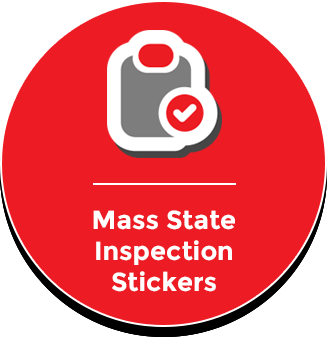 Massachusetts Inspections Stickers | Medford, MA 02155