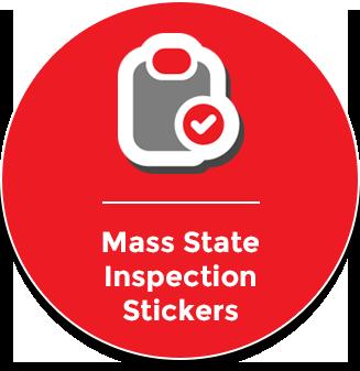 Massachusetts Inspections Stickers | Medford, MA 02155