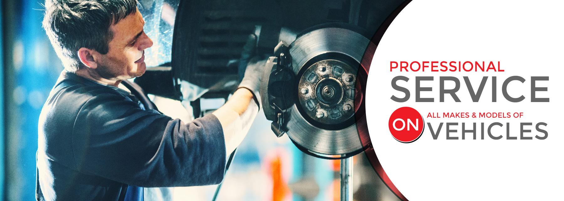 Richies Service Center | Brakes, Brake job, Auto repair